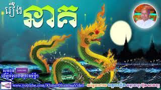 រឿង នាគ - ប៊ុត សាវង្ស - Buth Savong - Khmer Dhamma Video