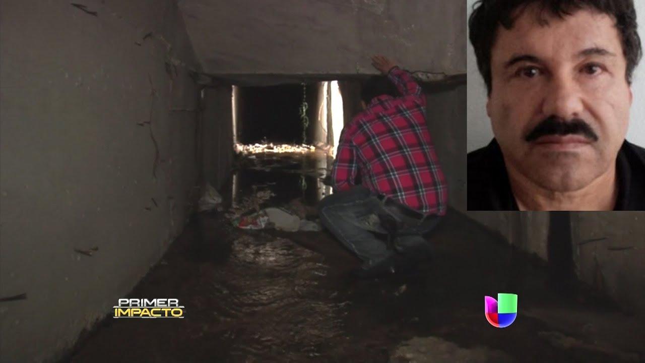 El Chapo Ausbruch