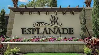 Sarasota New Homes for Sale at Esplanade on Palmer Ranch in Florida