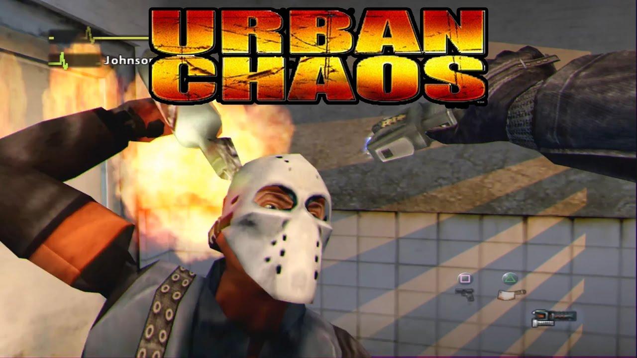 Urban chaos ps2 torrent
