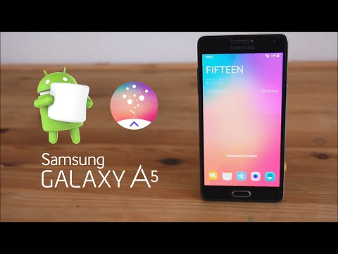 Good Lock UI + More Features GALAXY A5 (2015)