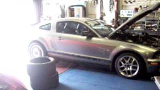 FASTLANE MOTORSPORTS - 2008 TVS BLOWN GT500 - SAM BARKER