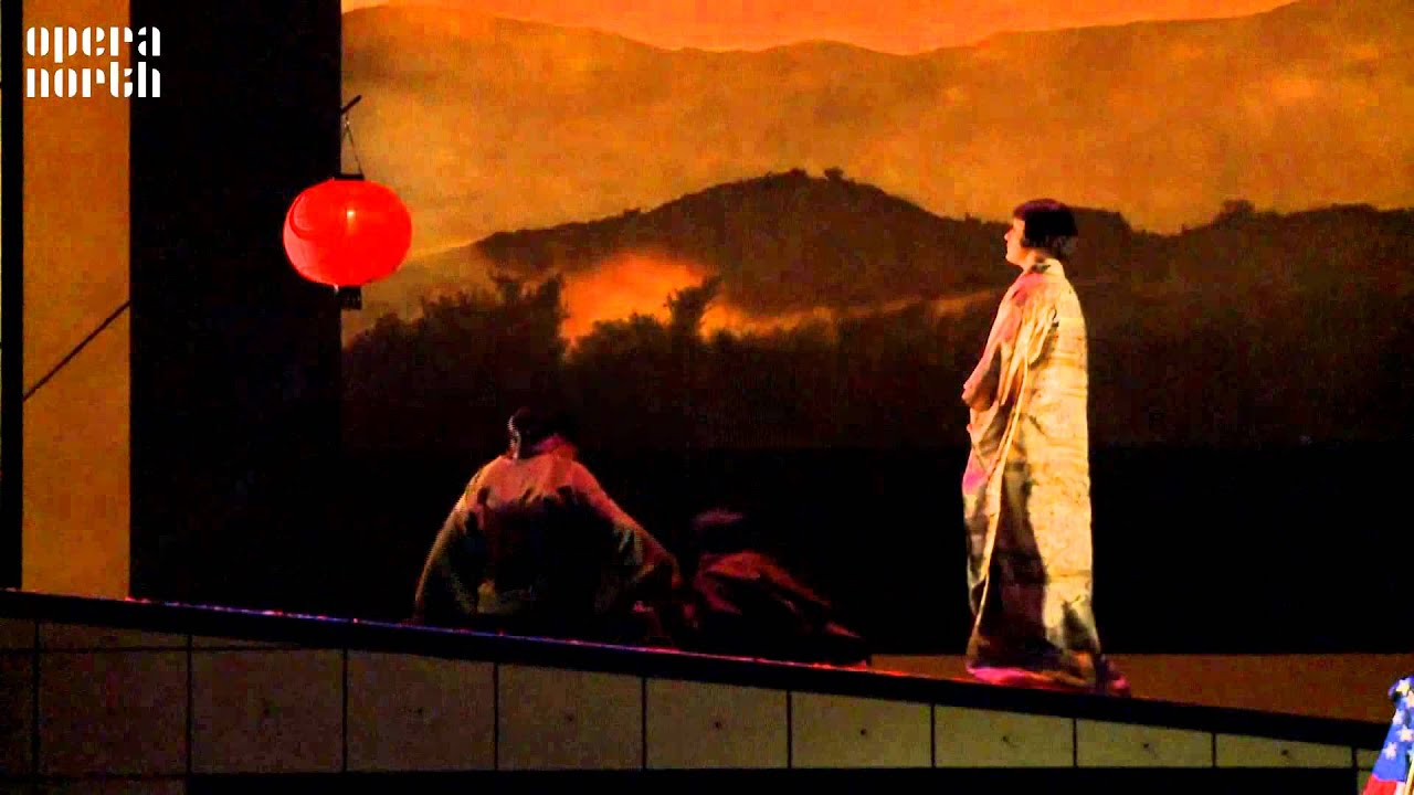 Madama Butterfly: The Humming Chorus, behind the scenes