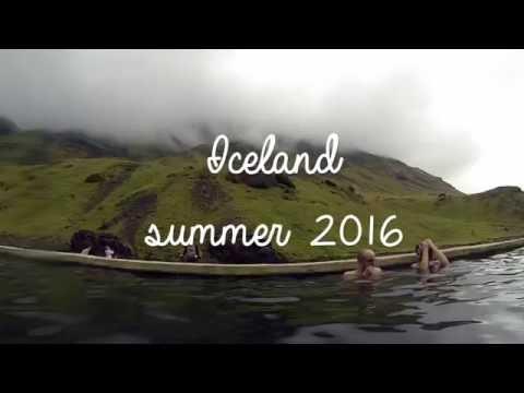 2 weeks in Iceland • Summer 2016