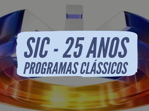 25 ANOS SIC - 10 PROGRAMAS MÍTICOS I QUERO LÁ SABER #12