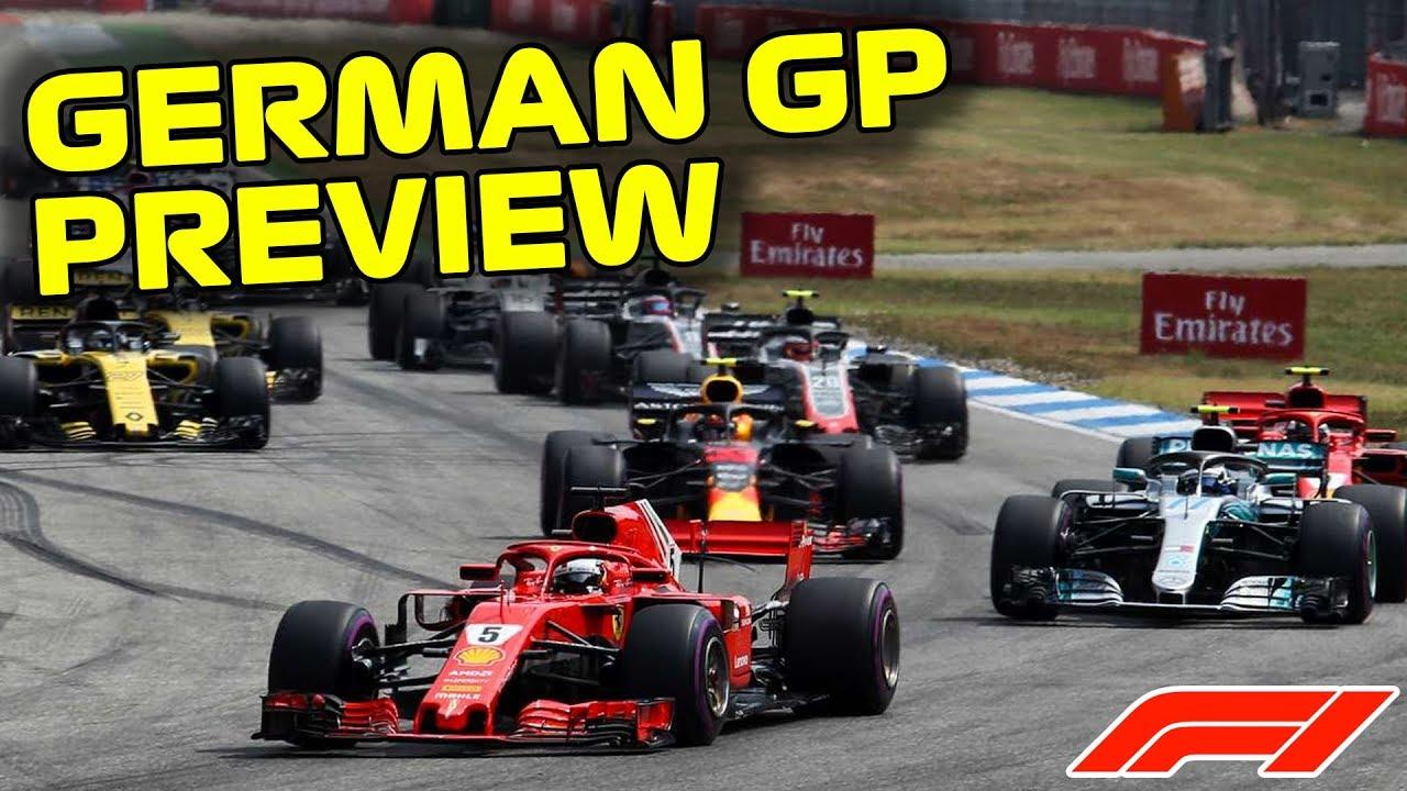 F1: Verstappen wins German GP, Vettel second and Hamilton 11th  as it happened