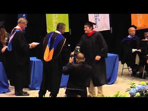 Duke Engineering 2015 Diploma Ceremony