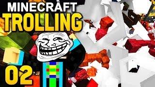 Minecraft TROLLING #2 - Wo seid ihr nur?  | GommeHD