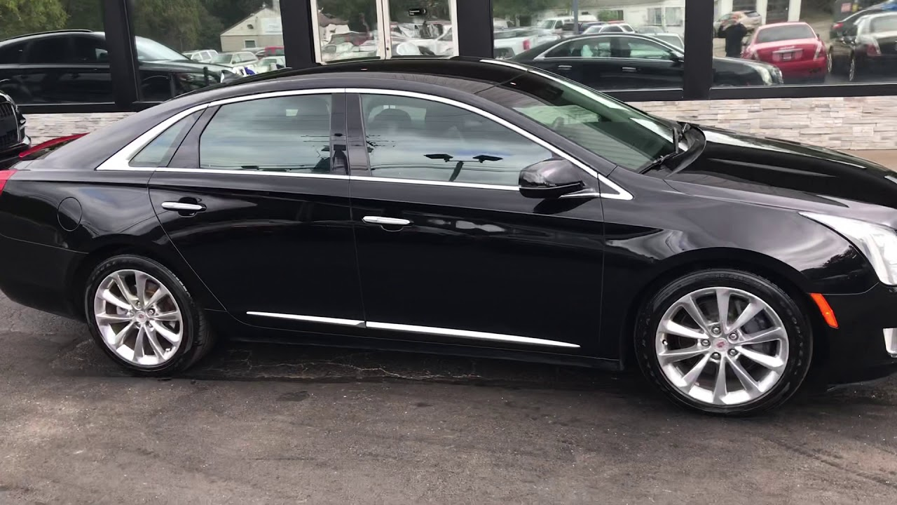 2014 Cadillac XTS 4 Luxury For Sale - YouTube