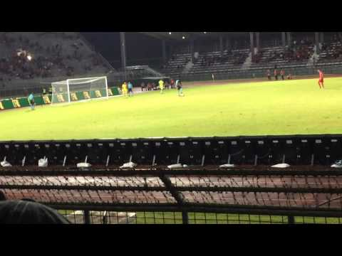Penalti Sarawak vS Terengganu Suku Akhir Piala FA 2017