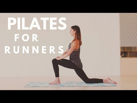 Pilates For RUNNERS | 15 Minute Routine | Lottie Murphy