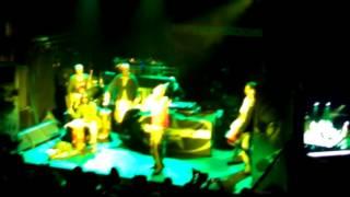 Wise Intelligent I SAID IT LIVE @ THE HIP HOP GODS TOUR 2012
