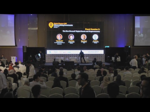 Panel Session 3 – The New Normal? Digital Assets and Cryptocurrency