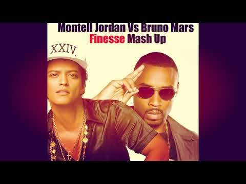 Bruno Mars - Finesse & Montell Jordan - This Is How We Do It Mash Up