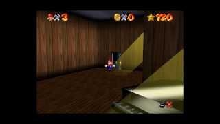 Super Mario 64 & DS - Evil Piano