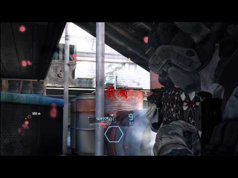 Tom Clancy's Ghost Recon Future Soldier Mission 11 Invisible Bear