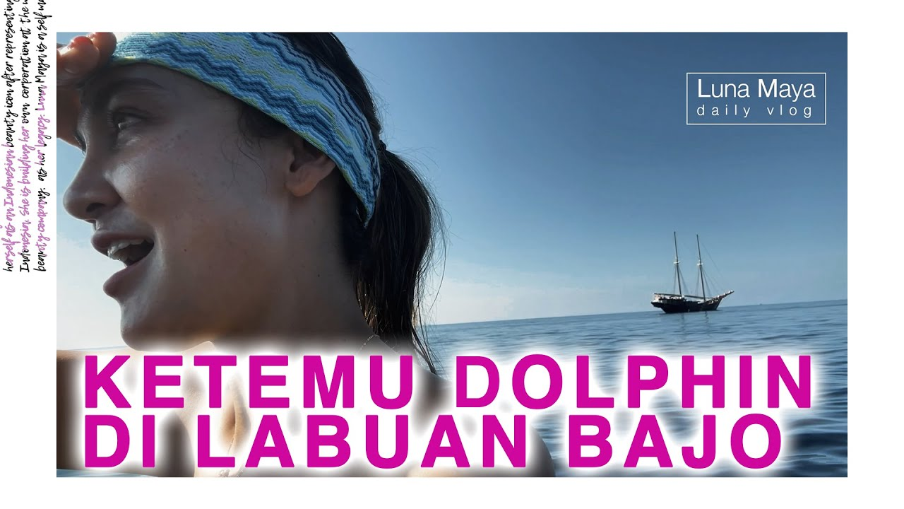 PERTAMA KALI LUNA MAYA LIHAT LUMBA   LUMBA SEUMUR HIDUP!!  EPS.01/03 #LunaDailyVlog