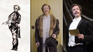 Laird Mackintosh Becomes Monsieur André   The Phantom of the Opera