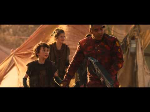 Дивергент, глава 3: За стеной (2016) — трейлер на русском