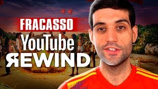 O Video com mais DISLIKES da história do Youtube, o FRACASSO do Youtube Rewind
