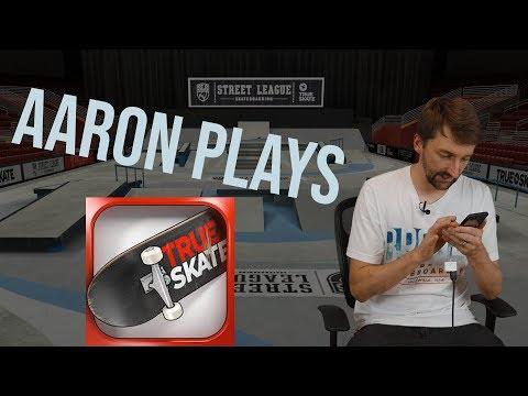 MOBILE MONDAYS??? True Skate - Aaron Kyro