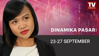 InstaForex tv news: Dinamika Pasar (September 23 - 27)