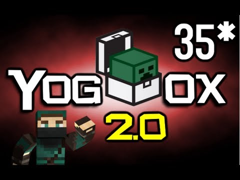 Minecraft Yogbox 2.0 Let's Play! Ep 35 (Bandits!)