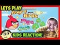 Lets Play Angry Birds Pigs Out Gameplay Angry Birds Online Games
