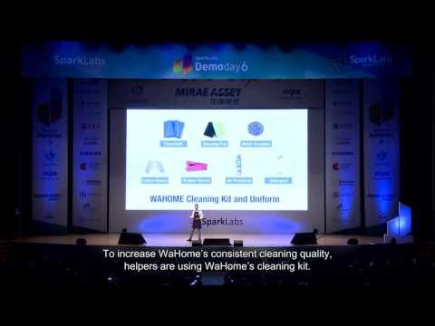SparkLabs DemoDay6_09 Wahome