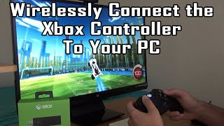 [TiG] Tutorial: How to Wirelessly Connect the Xbox One Controller to Your PC