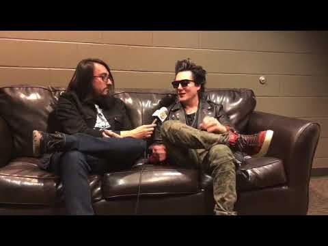 Interview with Synyster Gates by Rock 100.5 The KATT [01.29.2018]