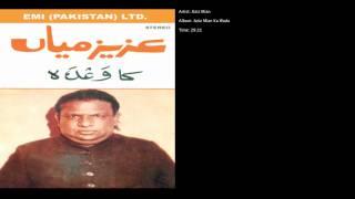 Aziz Mian - Yeh Hai Maikada (Part 1/2)