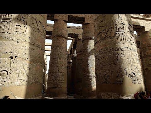 Karnak Temple at Luxor Egypt