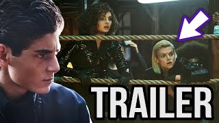 Gotham 4x08 Trailer and Promo Photos Breakdown! - Grundy vs Tabitha!