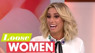 Joe Swash Avoids Stacey When She's on Her Period | Loose Women