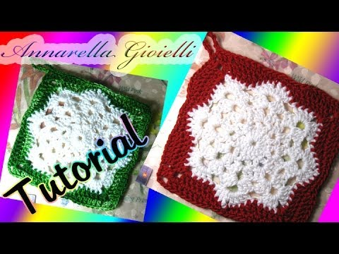 Tutorial Presina Di Natale Alluncinetto How To Crochet A