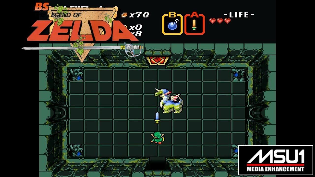 SNES MSU1 BS Zelda - Fourth Quest