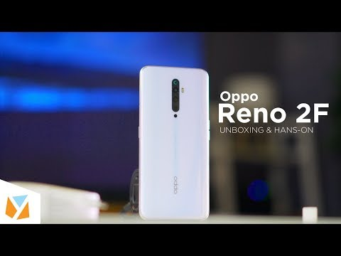 OPPO Reno 2F Unboxing & Hands-On
