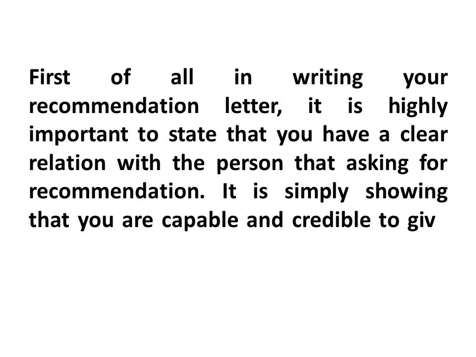 how to get letter of recommendation for graduate