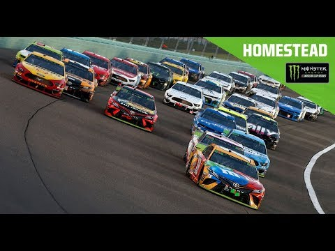 Full Race Replay: Ford EcoBoost 400 | NASCAR Championship Race Homestead-Miami Speedway