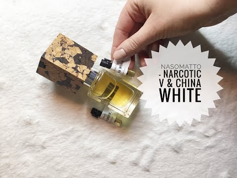 NASOMATTO: обзор ароматов Narcotic V. и China White