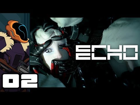 Let's Play ECHO - PC Gameplay Part 2 - I'm Not Alone In Here...