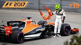 F1 2017 // 🇮🇹 S01R13: ITALY-MONZA // McLAREN HONDA KARRIER
