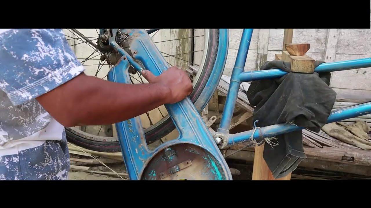 BIKE RESTORATION FROM PHOENIX WOMEN BICYCLE