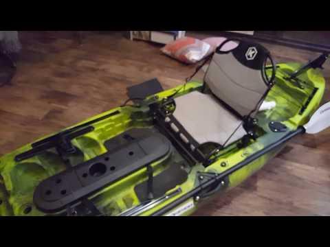 NextGen 10 Fishing Kayak Review From Kayaks2fish