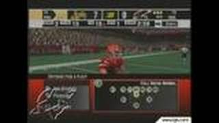Madden NFL 2004 PC Games Gameplay - Vick Shows Quicks