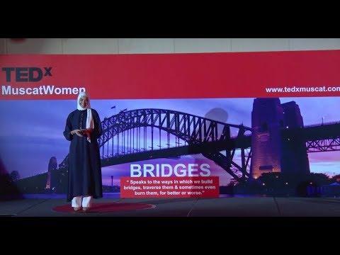 My Life ,My Choice | SAYYIDA MAYYA AL SAID | TEDxMuscatWomen