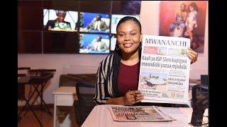 LIVE MAGAZETI: Risasi zarindima Mahakamani Dar, Tundu Lissu ainyooshea kidole CHADEMA