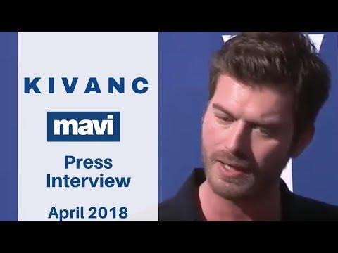 Kivanc Mavi Press conference April 5 2018 English Subtitles