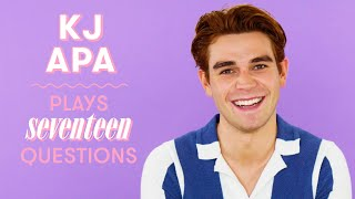 KJ Apa Reveals Which Riverdale Character He'd Ask for Advice From in a Game of 17 Questions